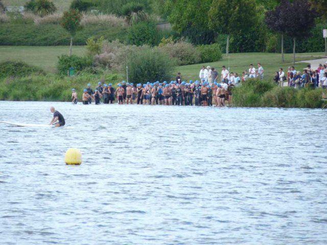 photos triathlon