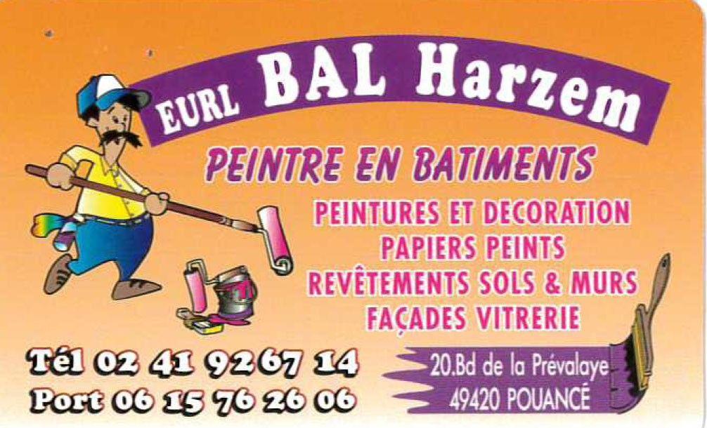 carte Harzem BAL