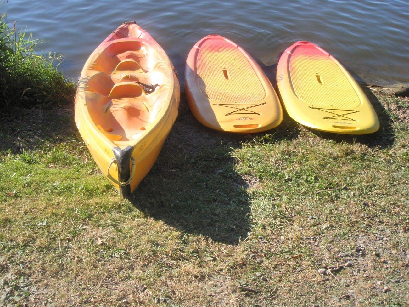 Canoë Paddle