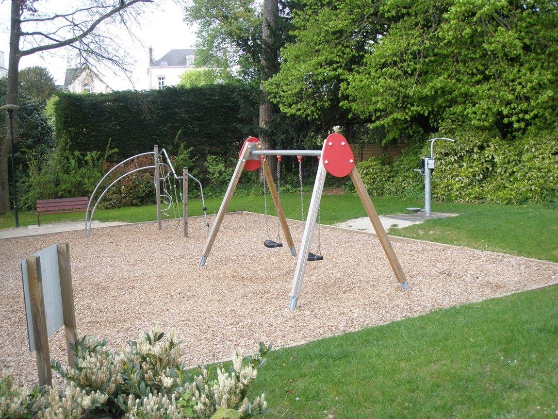 Aire de jeux for Parc de jeux yvelines