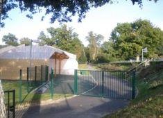 Sortie grand portail