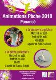 Animations pêche 2018 Pouancé