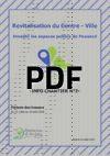 Revitalisation centre-ville Pouancé info chantier n°2